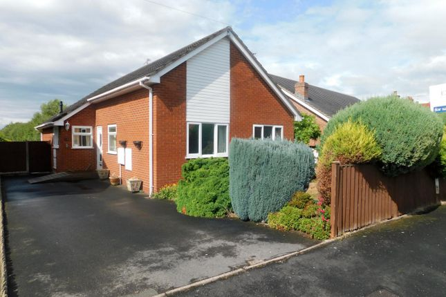 Thumbnail Bungalow to rent in Moorfields, Willaston, Nantwich