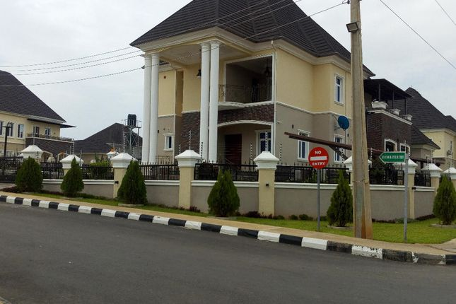 Thumbnail Detached house for sale in 02, Airport Road Abuja, Nigeria