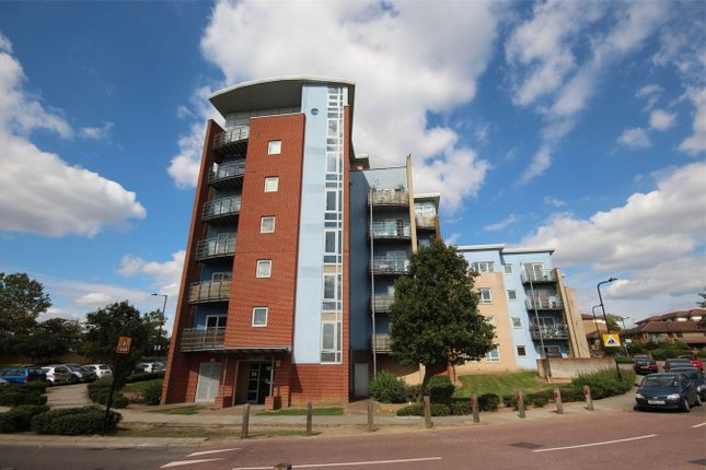 Thumbnail 2 bed flat to rent in Chalkhill Road, Wembley