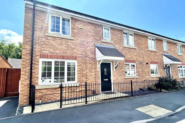 Thumbnail Semi-detached house for sale in Woodside, Kingshurst, Birmingham