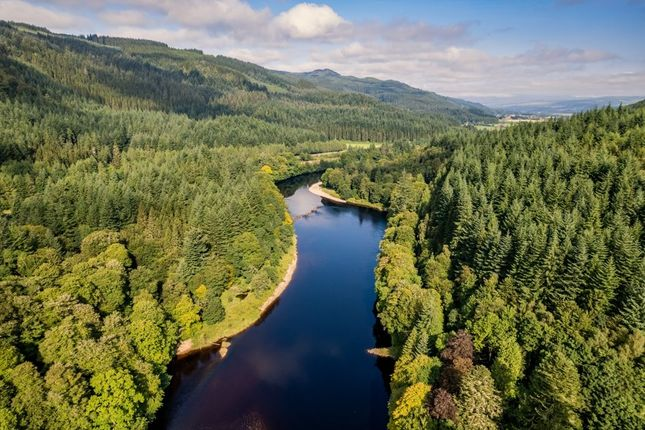 Thumbnail Country house for sale in River Tay, Perthshire