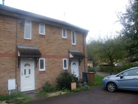 Thumbnail Terraced house to rent in Whitacre, Parnwell, Peterborough