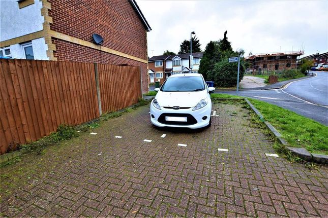 Two Allocated Parking Spaces
