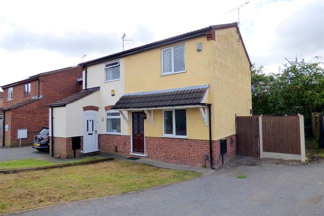 Thumbnail Semi-detached house to rent in Cheverton Close, Alvaston, Derby