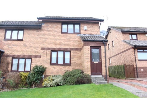 Thumbnail Property to rent in Grahamston Park, Barrhead, Glasgow