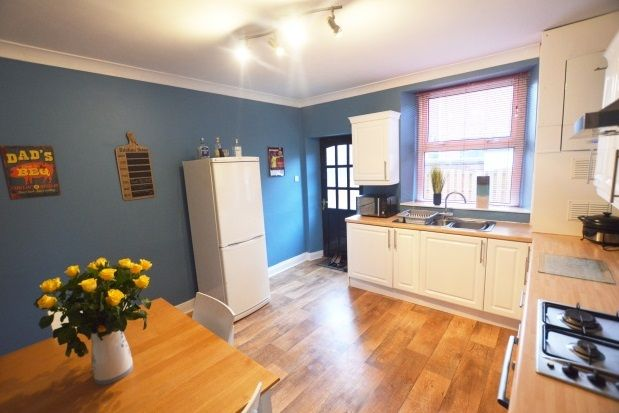 Thumbnail Terraced house to rent in St Josephs Road, Handsworth, Sheffield
