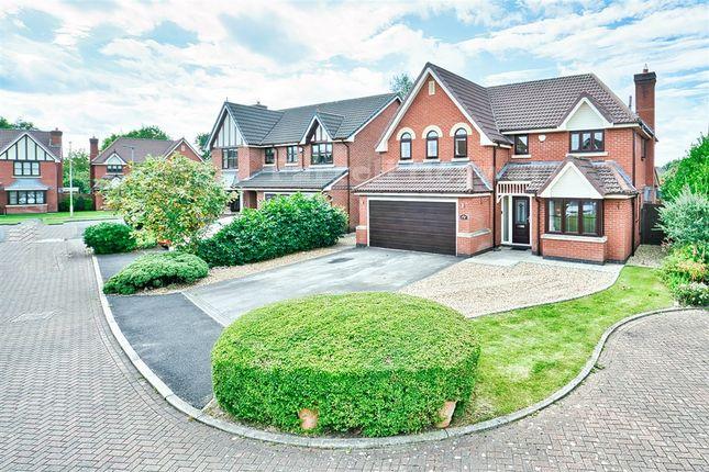 Thumbnail Property for sale in Blenheim Way, Preston