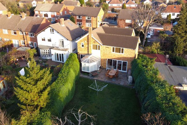 Thumbnail Detached house for sale in Southfield Gardens, Burnham, Slough