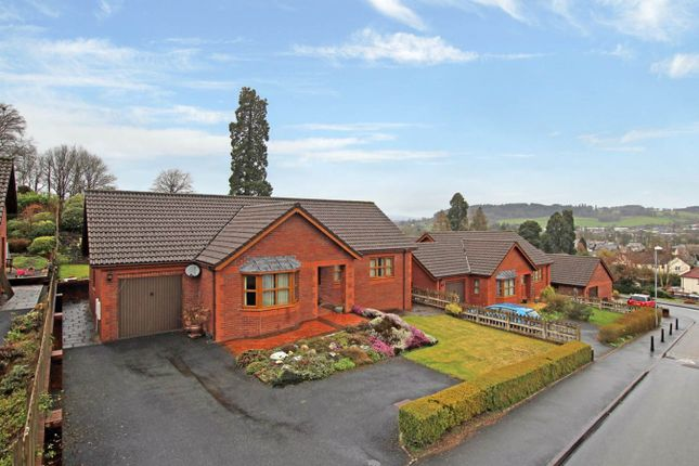 Thumbnail Bungalow for sale in Tyle Heulog, Builth Wells