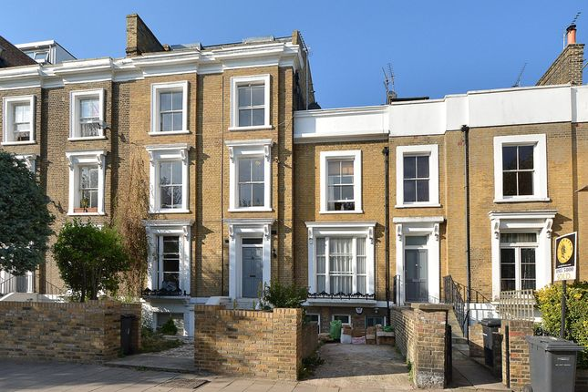 Thumbnail Flat for sale in King Edward's Road, London