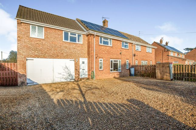 Thumbnail Semi-detached house for sale in Watton Road, Hingham, Norwich