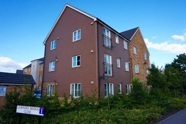 Thumbnail Flat to rent in Lawford Bridge Close, Rugby