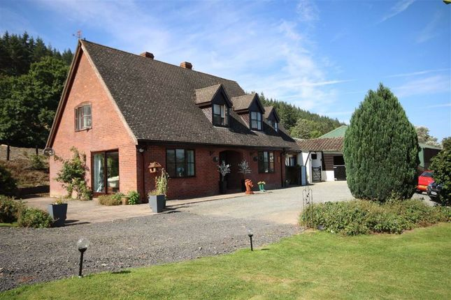 Thumbnail Detached house for sale in Clyro, Hereford, Herefordshire