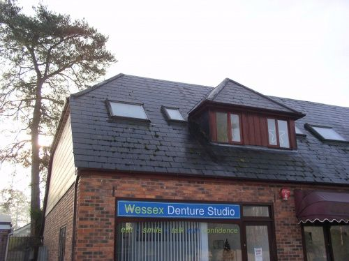 Thumbnail Flat to rent in Park Way, West Moors, Ferndown