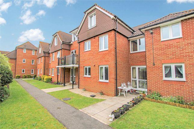 Thumbnail Flat for sale in Heathlands Court, Dibden Purlieu, Southampton, Hampshire