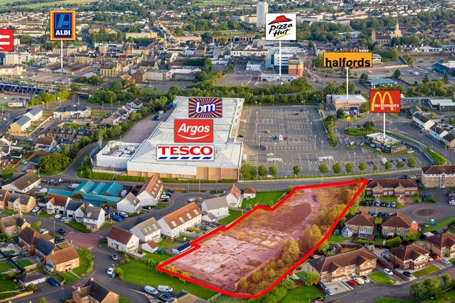 Thumbnail Land for sale in Hogg Street, Airdrie