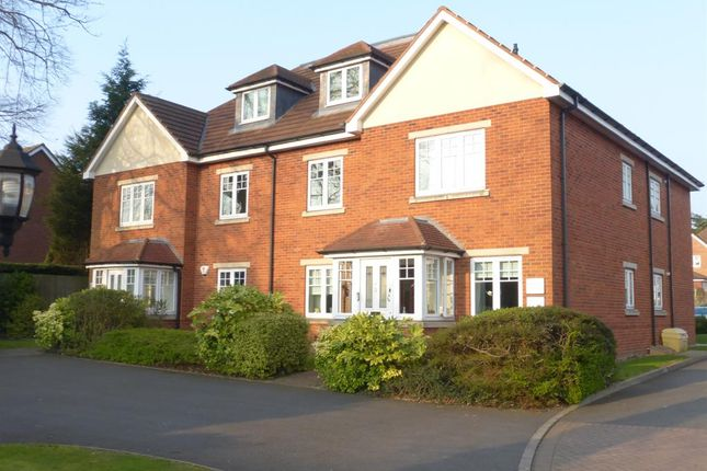 Thumbnail Flat for sale in Balmoral House, Birmingham Road, Sutton Coldfield