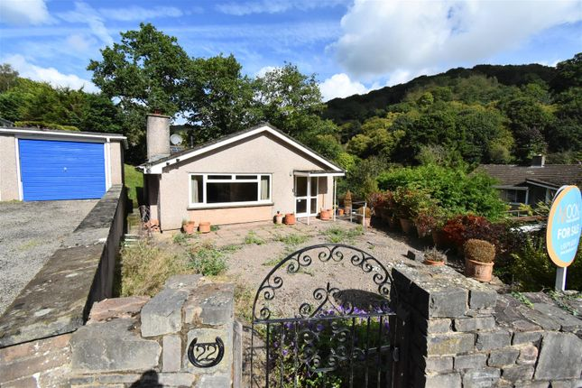 Thumbnail Detached bungalow for sale in Parva Springs, Tintern, Chepstow