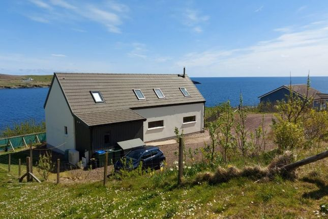 Thumbnail Detached house for sale in Stave, Hoswick, Sandwick