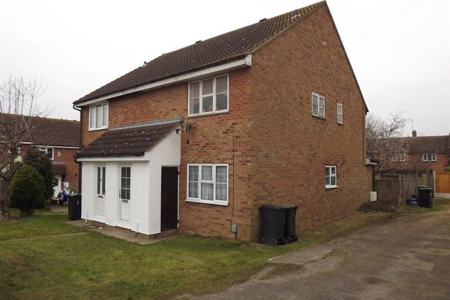 Thumbnail Property to rent in Cunningham Rise, North Weald, Epping