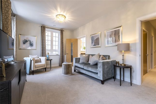 Thumbnail Flat for sale in Beck House, 174 Twickenham Road, Isleworth