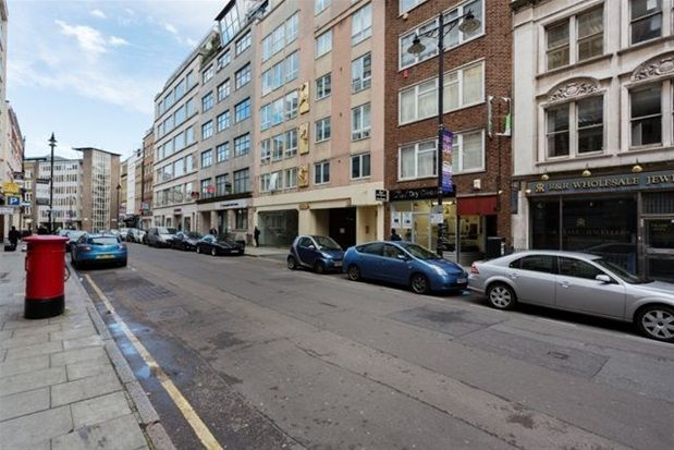 Thumbnail Flat to rent in Hatton Garden, London