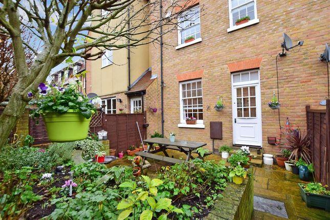Rear Garden of High Street, Rochester, Kent ME1