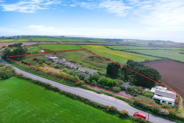 Thumbnail Property for sale in Development Site, Praa Sands, Helston, Cornwall