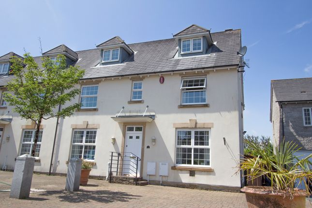 Thumbnail Semi-detached house for sale in Temeraire Road, Manadon Park, Plymouth