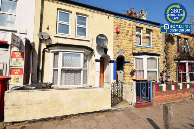2 bed flat to rent in Iddesleigh Road, Bedford MK40