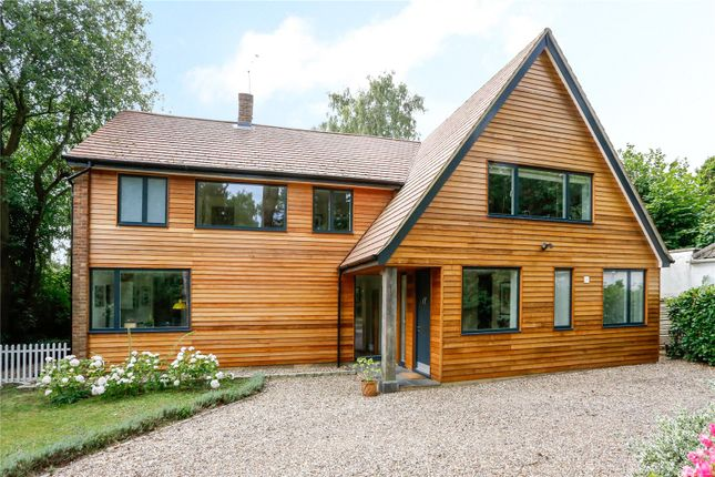Thumbnail Detached house for sale in Marriotts Avenue, South Heath, Great Missenden, Buckinghamshire