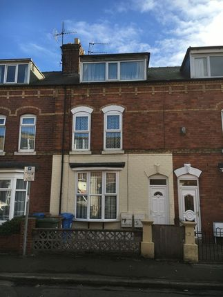 Thumbnail Terraced house to rent in St. Hilda Street, Bridlington