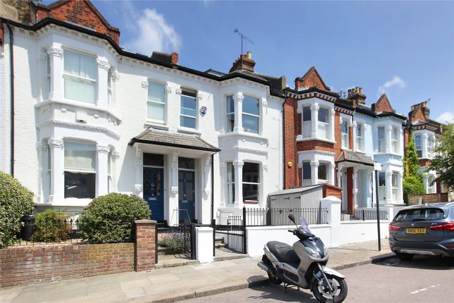 Thumbnail Terraced house for sale in Bassingham Road, Earlsfield, London