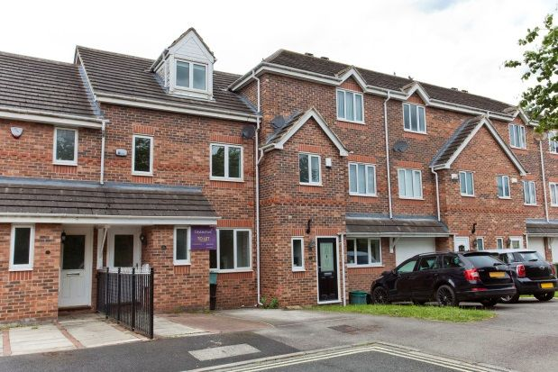 Thumbnail Town house to rent in Maplehurst Avenue, York