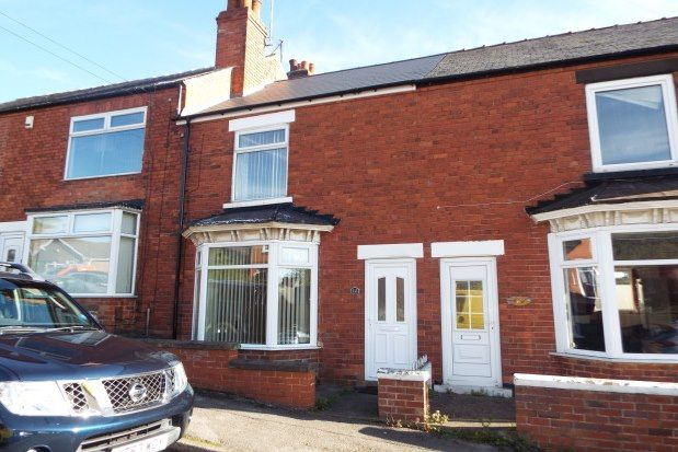 3 bed terraced house to rent in Pheasant Hill, Mansfield NG19