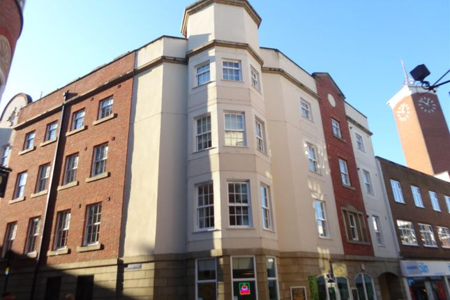 Thumbnail Flat to rent in The Bank, Swan Hill, Shrewsbury
