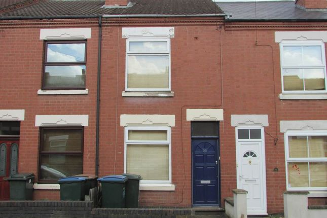 3 bed terraced house to rent in Westwood Road, Earlsdon, Coventry