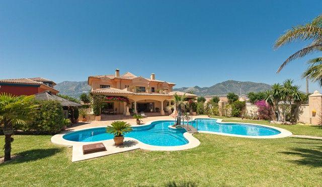 Villa And Pool of Spain, Málaga, Mijas, Carretera De Mijas