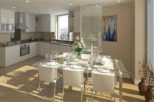 Thumbnail Flat for sale in Sky View Tower, Capital Towers, Stratford