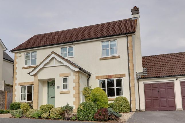 Thumbnail Detached house for sale in Homefield, Timsbury, Bath