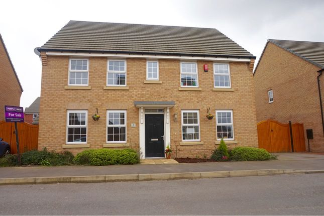 Thumbnail Detached house for sale in Whitmoore Drive, Auckley, Doncaster