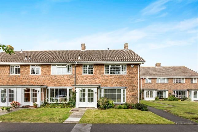 Thumbnail End terrace house for sale in Lodge Gardens, Gosport