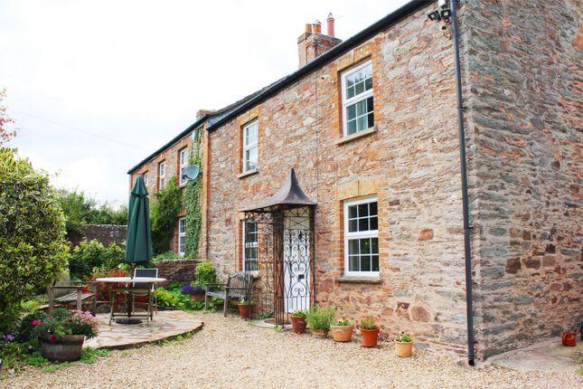 Thumbnail Cottage for sale in Thurloxton, Taunton, Somerset