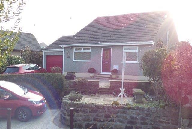 Thumbnail Detached bungalow for sale in Back Street, Overton, Lancashire