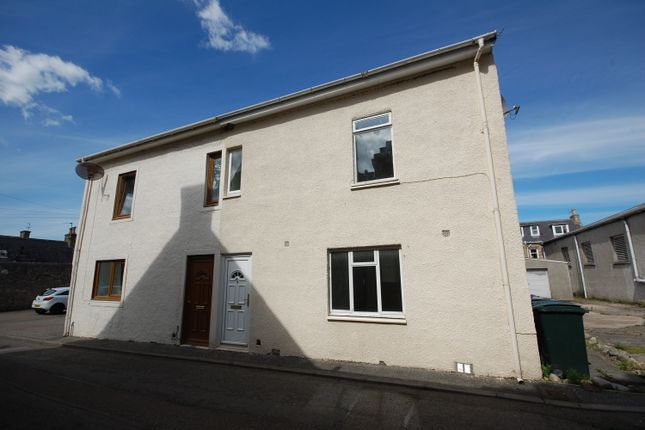 Thumbnail Semi-detached house for sale in Institution Road, Fochabers
