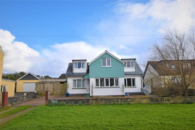 Thumbnail Detached house for sale in Indian Queens, St. Columb, Cornwall