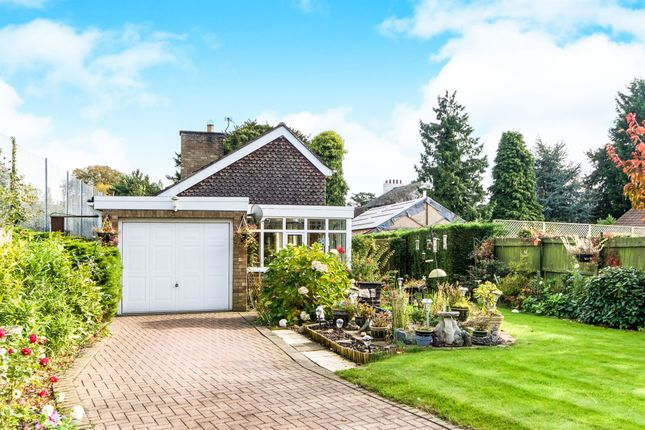 Thumbnail Detached bungalow for sale in Stocks Lane, Faldingworth, Market Rasen