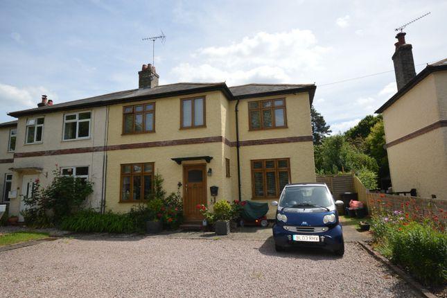 Thumbnail Semi-detached house for sale in Ulting Lane, Langford, Maldon