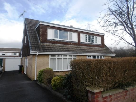Front of Rostherne Way, Sandbach, Cheshire CW11