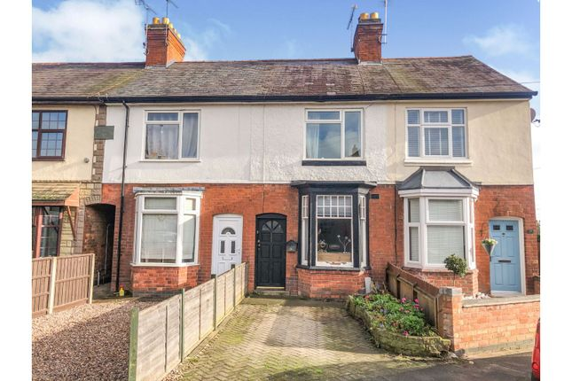 2 bed terraced house for sale in Station Road, Leicester LE6